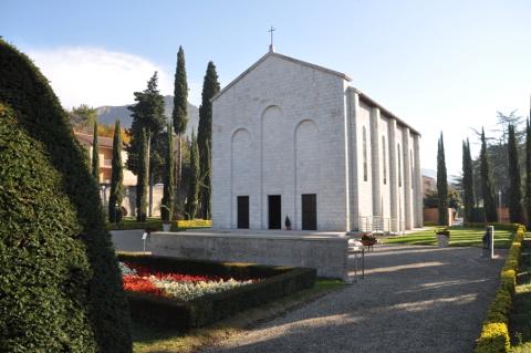 mausoleo dei 40 Martiri di Gubbio