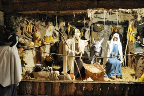Il Presepe nei vicoli di San Martino