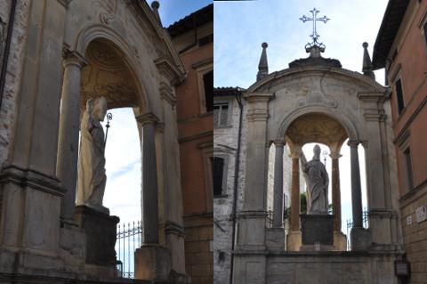 Statua di Sant'Ubaldo